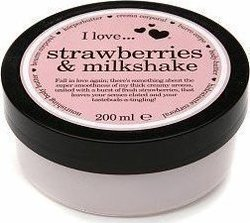 I Love Cosmetics Strawberries & Milkshake Nourishing Body Butter 200ml