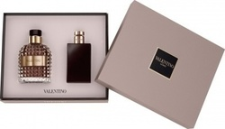 Valentino Uomo Eau de Toilette 100ml & Shower Gel 100ml