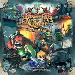 Cool Mini Or Not Arcadia Quest