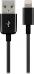 Goobay USB to Lightning Cable Black 1m (43322)