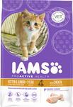 Iams Kitten-Junior Chicken 2.55kg