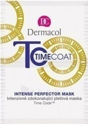 Dermacol Time Coat Intense Perfector Mask 2 X 8g