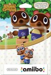 Nintendo Amiibo Animal Crossing - Nepp Und Schlepp