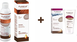 Foltene Shampoo Restructurante 200ml & Conditioning Cream Dry Hair 150ml