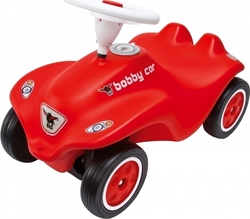 Big Toys New Bobby Car Red