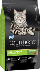 Equilibrio Adult Cats Castrated 0.5kg