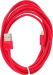 OEM USB to Lightning Cable Red 2m (ΚΙΝ192 Red)