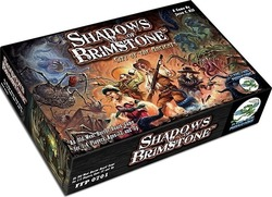 Flying Frog Shadows of Brimstone: City of the Ancients