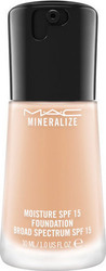 M.A.C Mineralize Moisture SPF15 Foundation NC25 30ml