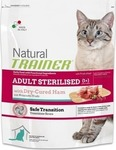 Natural Trainer Adult Sterilized Dry-cured Ham 1.5kg