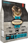 Oven-Baked Tradition Grain Free Adult Cat Fish 1.59kg