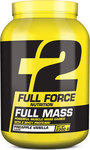 Full Force Nutrition Full Mass 2300gr Φράουλα Μπανάνα