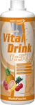Best Body Nutrition Low Carb Vital Drink 1:80 1000ml Ποικιλία Φρούτων