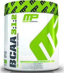 Musclepharm BCAA 3:1:2 Powder 215gr Blue Raspberry