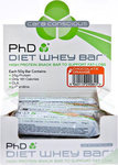 PhD Nutrition Diet Whey Bar 12 x 50gr Chocolate Cookies