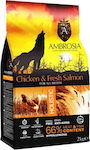 Ambrosia Chicken & Fresh Salmon 12kg