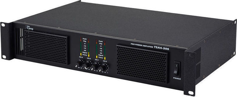 The T.Amp TSA 4-300 - Skroutz.gr