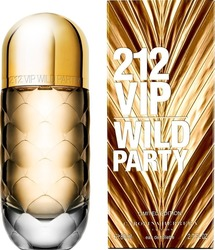 Carolina Herrera 212 Vip Women Wild Party Eau de Toilette 80ml