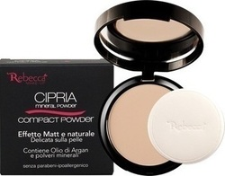 Rebecca Mineral Compact Powder No 01 Sublime Nude 10gr