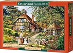 What Lovely Flowers 3000pcs (C-300358) Castorland