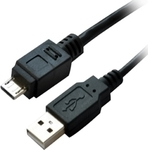 TrustWire USB 2.0 Cable USB-A male - micro USB-B male 1m (16239)