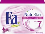 Fa Nutriskin Acai Berry Cream Soap 100gr