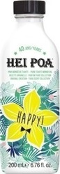 Hei Poa Happy Monoi Oil Tiare Limited Edition 40 Years 200ml