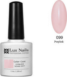 Lux Nails Purplink 099