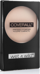 Wet n Wild Coverall Pressed Powder E821B Fair 7.5gr