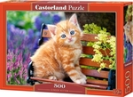 Ginger Kitten 500pcs (B-52240) Castorland