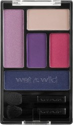 Wet n Wild Color Icon Eye Shadow Pallette Floral Values