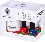Garden of Panthenols Set Chroma Nail Gift Pack 640 & 392 & Nail Remover 150ml