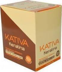 Kativa Keratina Deep Treatment Mask 12x35gr