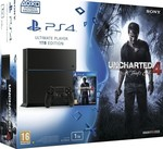 Sony Playstation 4 (PS4) C Chassis 1TB & Uncharted 4 A Thief's End