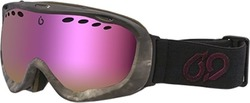 BlueTribe X-Ray Cloud Purple Goggles BT815-G-XR-10