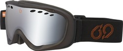 BlueTribe X-Ray Black Goggles BT815-G-XR-05