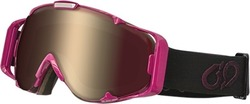 BlueTribe Shield Pink Goggles BT815-G-SH-40