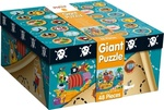 Giant Puzzle: The Pirate Ship 48pcs (47222) Lisciani Giochi