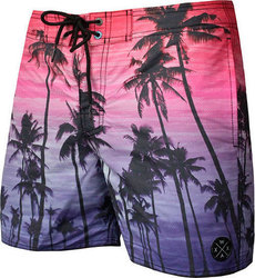 WAXX PRINTED BEACH SHORT RIO