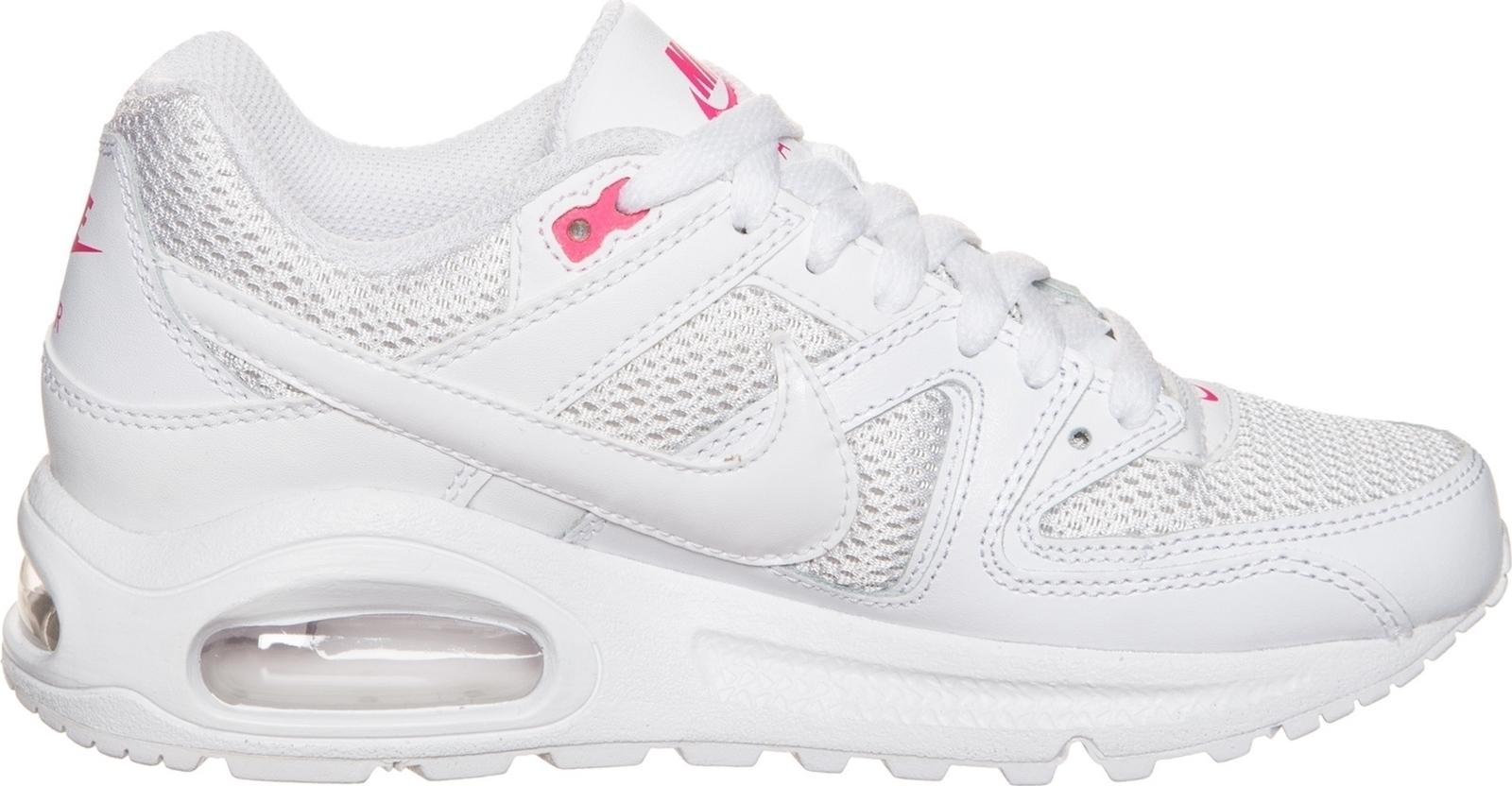407626 012|Nike Air Max Command (GS) Black|38,5 USW 7,5