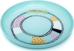 Suavinex Toddler Plate Fox 6m+