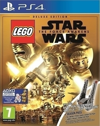 LEGO Star Wars: The Force Awakens (Deluxe Edition) PS4