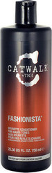 Tigi Catwalk Fashionista Brunette Conditioner for Brown Hai 750ml