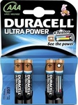 Duracell Ultra Power AAA (4τμχ)