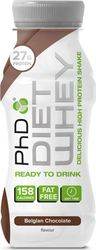 PhD Diet Whey Ready To Drink 330ml Belgian Cholate