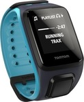 TomTom Runner 2 Music Sky Captain Blue Scuba