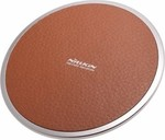 Nillkin Magic Disk III Wireless Charging Pad (Qi) Καφέ (MC011)