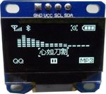 OEM I2C/SPI Serial 128X64 OLED Display 0.96""