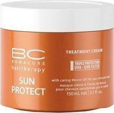 Schwarzkopf Professional BC Sun Protect Treatment Cream 150ml