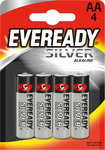 Eveready Silver AA (4τμχ)